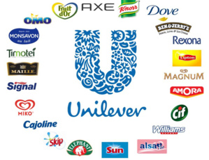 Unilever dramatically reduces its environmental footprint by adopting the 4R approach