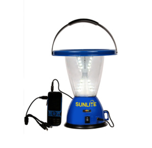 Ikea gifts solar lanterns to Syrian in the Al Azraq refugee camp