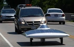 Night Drive on Solar Cells Now a Possibility