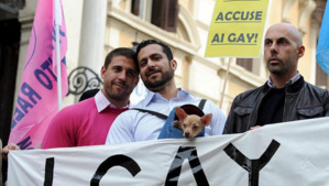 Italia and Lithuania are Against Gay Marriages