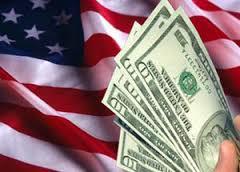 US Second Quarter GDP Sharply Upgraded, US Markets Rebound