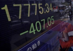 Japan Surfs On The Highest Tide Of Trade Stock Market