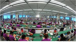 Reuters Poll Indicates China September Official Factory PMI Shrinking for Second Month