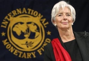 The 'Curtain-Raising Speech' of IMF Chief Addresses The Risk Of Economic Growth