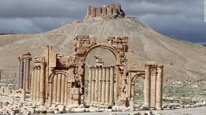 Isis Destroys 2000 yr Old Arch of Triumph After Destroying the Temples of Bel and Baalshamin,