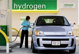 Britain's Roads to be Filled with Futuristic Hydrogen Cars