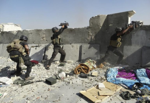 Iraqi State TV says ISIS to be Driven off Ramadi in Days by Government Forces