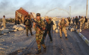 Islamic States Has Been Pushed Into the Centre District Of Ramadi