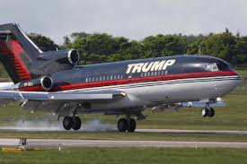 UK Environment Agency Fines Donald Trump for Pollution From one of his Private Jets