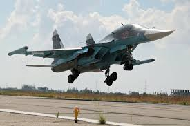 As its Troops Withdraw, Russian Fighter Jets Continue Syria Raids