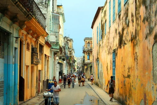 Cuba rides a wave of popularity