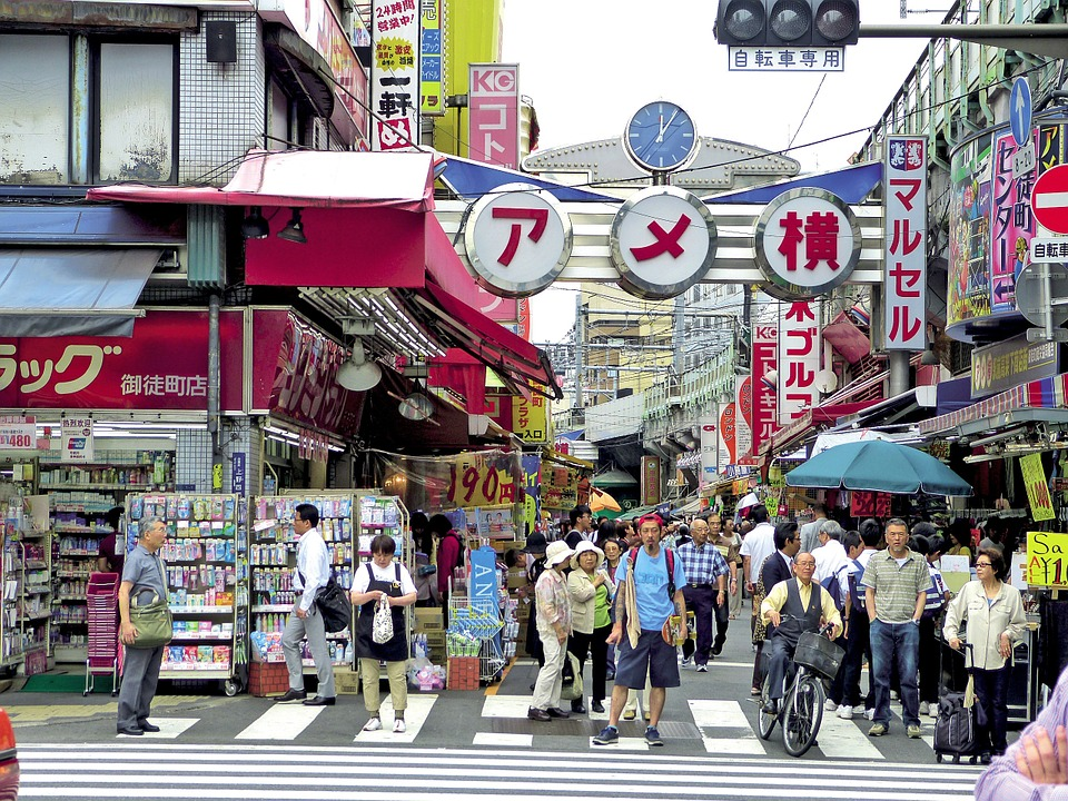 Japan is gripped by a flow of migrant workers