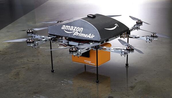 Amazon Drones get US Regulator Permission