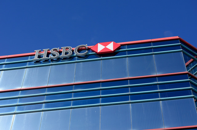 HSBC to pay record fine in money laundering case