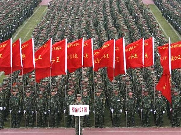 Should We Be Afraid of Military Increase in China?