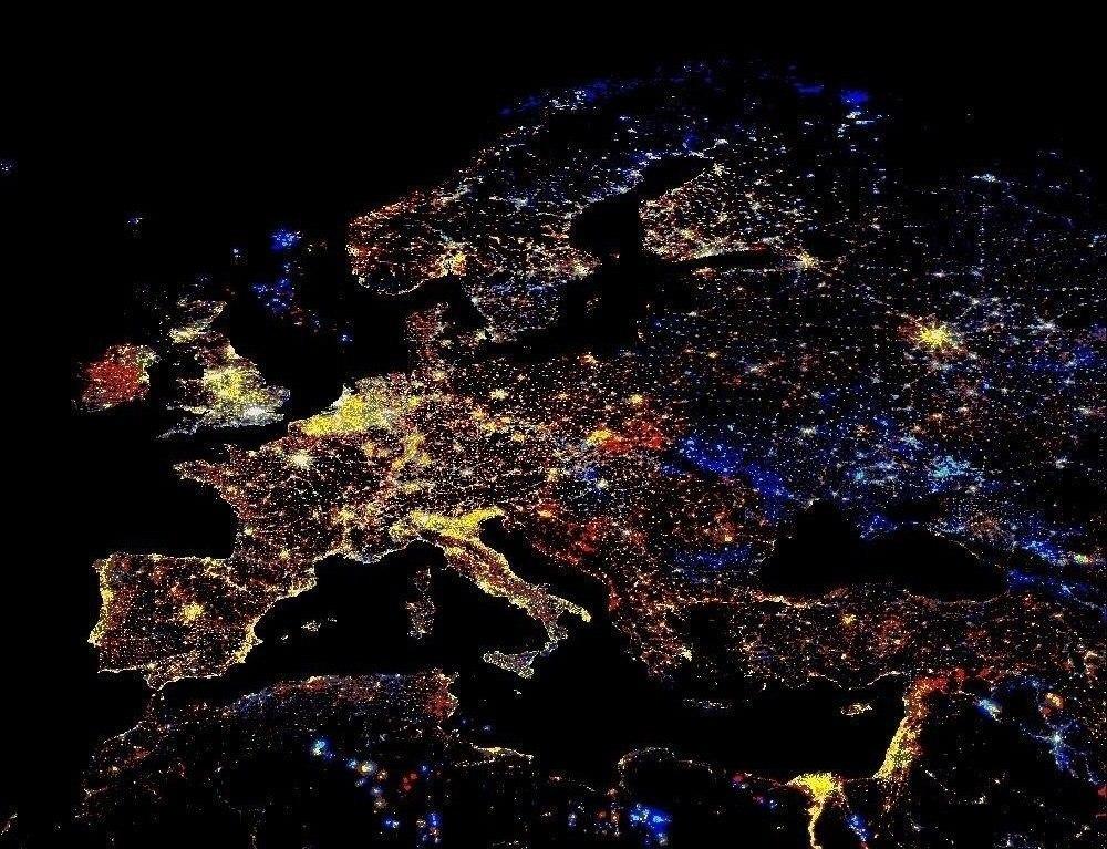 Statistics of Eurozone's Crisis