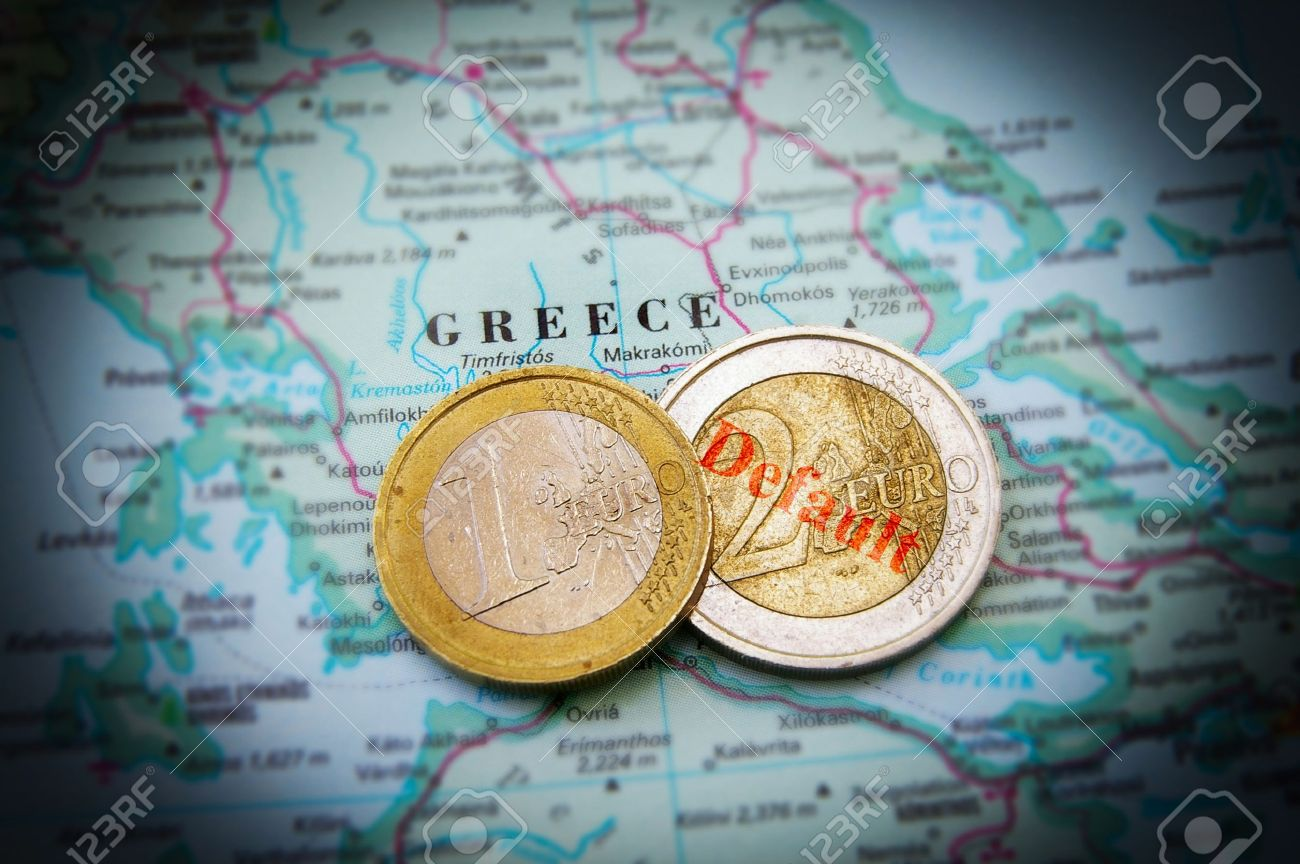 The unrolling of a Greek Tragedy