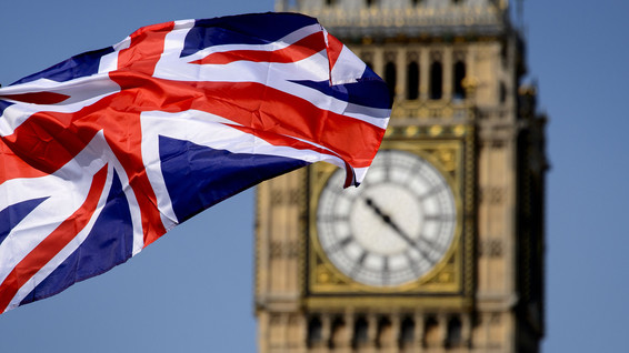 U.K Growth Rates Show 'Upwards Revision', Says O.N.S