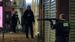 ISIS Behind Paris Carnage: French President