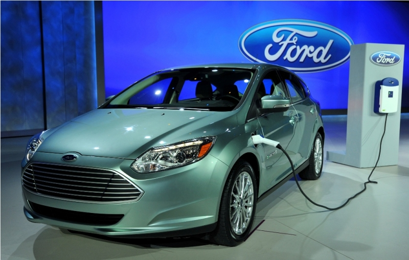 ford to invest 4 5 billion in electric cars