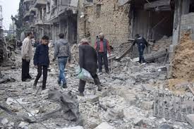 Northern Syria Hospitals Hit by Airstrikes