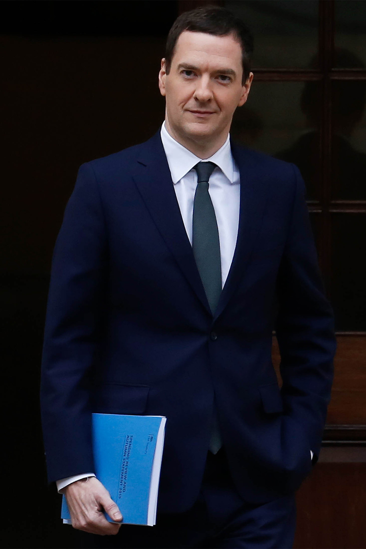Osborne: Global Economy Is Most Vulnerable At Present
