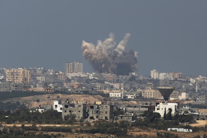 Senior Officer At The U.N. Rebukes The Attacks On Israel