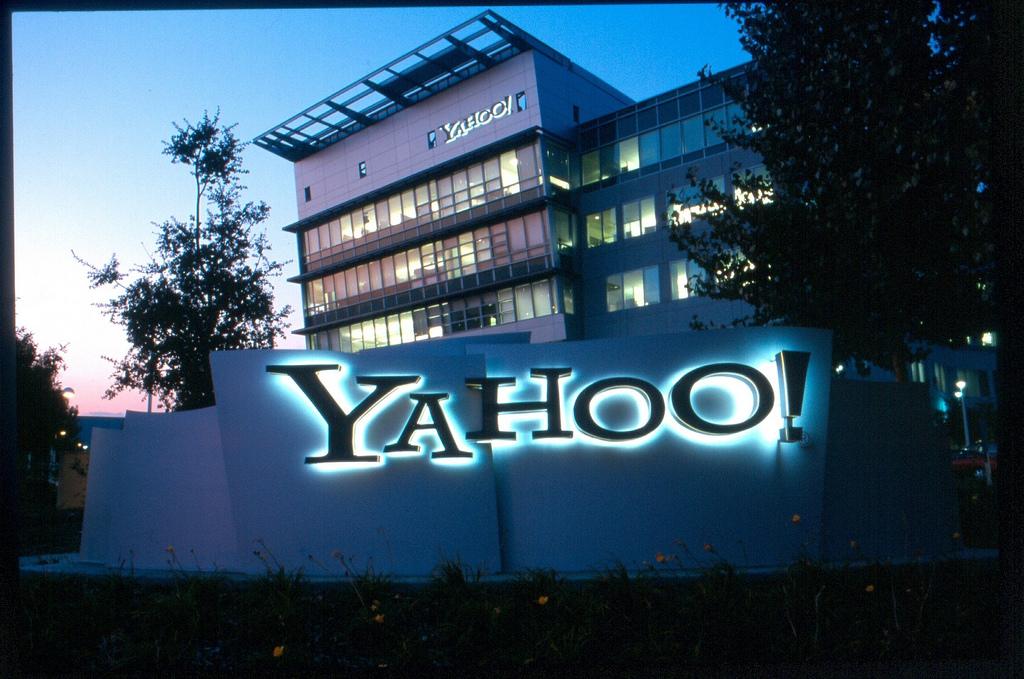 Yahoo Pressebilder