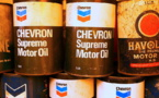 Chevron stops operations in Iraqi Kurdistan