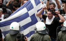 Greek parliament adopts new austerity measures