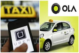 Uber/Didi China Deal Brings Threat for India Ride-Hailing Firm Ola