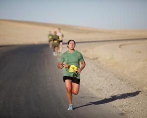 Blind Athlete Uses IBM's App To Run Alone In A Desert Marathon