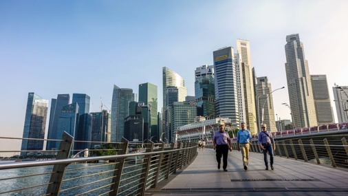 Credit Suisse: Singapore is losing export potential