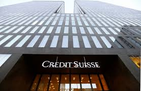 Probe Over Undeclared Accounts Faced by Credit Suisse