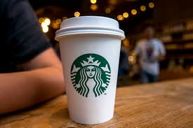 Starbucks Shares Fall as CEO Steps Down to Focus on High-end Coffee