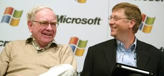 Hope for America After Trump Ascension Expressed by Gates, Buffett