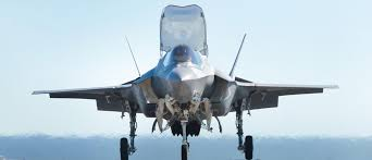 $8.5 Billion F-35 order Announced by Lockheed and the Pentagon