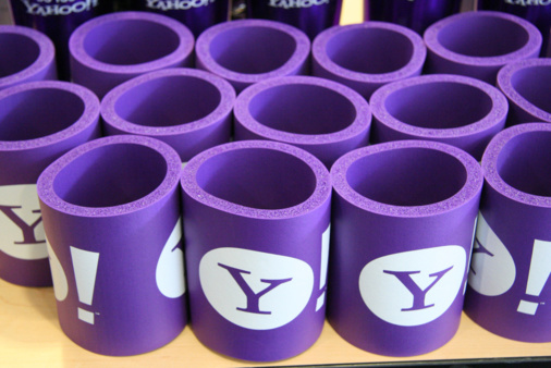 Yahoo via flickr