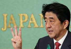 Analysts Say Markets Could Question Sustainability Of 'Abenomics' As Shinzo Abe's Approval Rating Declines