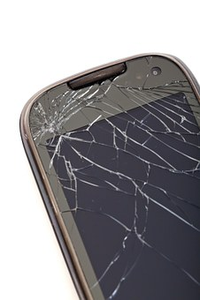 Motorola's New Patent Will Self-Heal A Cracked Smartphone Screen