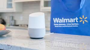 Voice-Shopping Market Via Google Platform To Be Entered By Wal-Mart