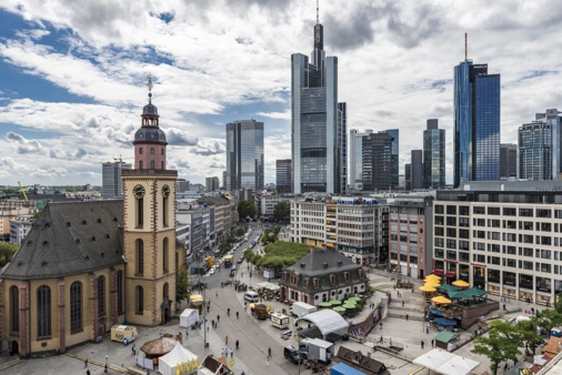 Deutsche Bank: Frankfurt will win the Brexit race