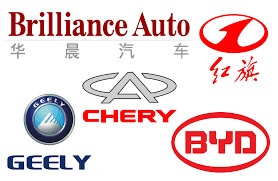 Automakers In China Need to Meet Green-Car Sales Targets by 2019 As Set By China