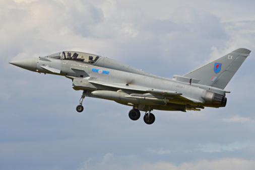 Qatar to raise $ 4 billion to buy Eurofighter Typhoon jets