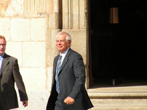 Josep Borrell | by Piutus