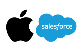 Agreement Between Apple And Salesforce Will Give Siri To More Biz Apps