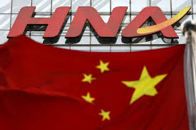 Funding Crunch Forces China's HNA To Put Up Assets For Sale: Reuters
