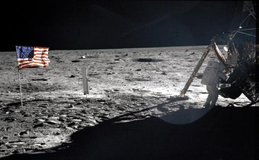 NASA on The Commons via flickr
