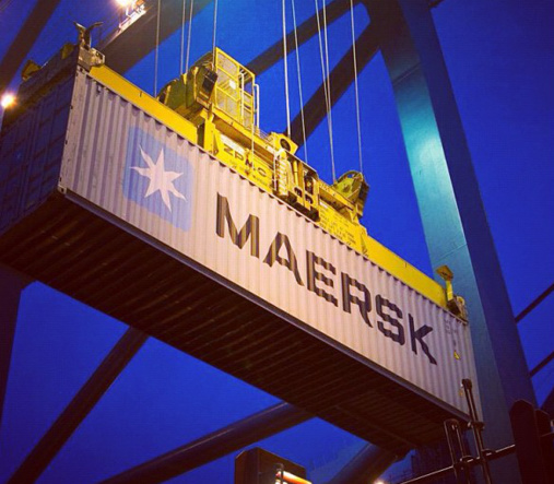 Maersk Line via flickr