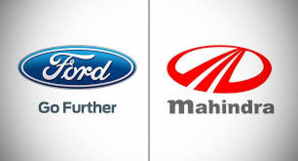 India's Mahindra And Ford To Co-Develop New SUV For Emerging Markets